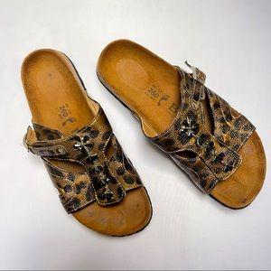 ⭐️ SALE!! BIRKENSTOCK Betula Animal Print Sandal